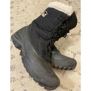 Sorel Waterproof Insulated Duckboot Snow Boots US9